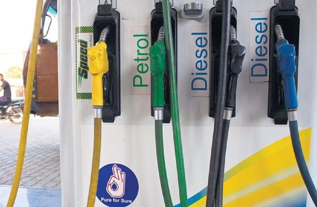 Petrol diesel is cheap at the beginning of the new financial year