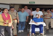 CRPF commandant cheetah overcome the death, doctors told the miracle