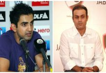 Gautam Gambhir expresses his anger in the assault case with the jawans in Kashmir