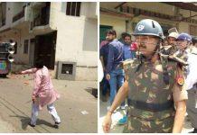 communal voilence during shobhayatra in saharanpur