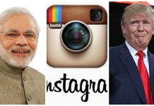 Modi's Instagram Folowers has the highest number of people in the world.
