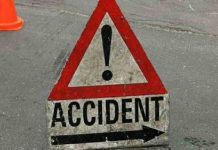 Seven policemen killed in Bihar road accident
