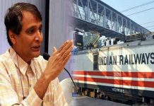 Good day for Indian Railways in the new fiscal year