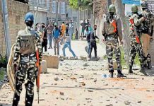 9 people killed, 150 injured in heavy violence in Srinagar