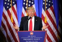 chemical attack in syria is tragic for humanity:Donald Trump