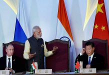 OBOR conference with 29 countries in China begins, India has boycotted