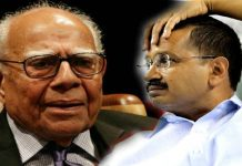 Ram Jethmalani refuses to fight anymore in the defamation case filed against Arvind Kejriwal.