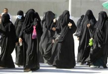 If UK Independence Party (UKIP) wins in the elections in UK, women wearing the burqa will get freedom from burqa.