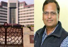 CBI raids on six bases including Delhi-Health Minister Satyendra Jain