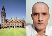 hanging of Kulbhushan Jadhav has banned by International court