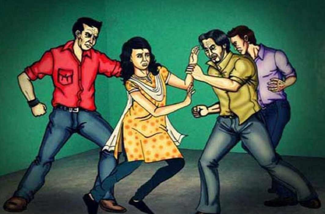 Rampur molestation