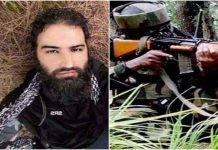 In operation of the army burhan vani's nearest Top Hizbul commander killed