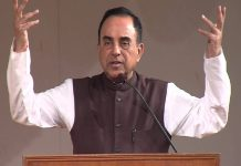 The mosque will be built anywhere, the temple will be built: Subramanian Swamy
