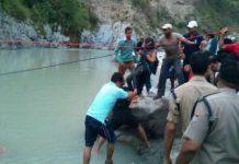 Uttarakhand: Bus filled with pilgrims fell into river, 22 killed, 8 injured