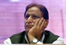 SP leader Azam Khan seems to be falling in difficulties