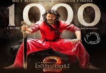The first Indian movie to join 1000 crore club, Bunny Bahubali 2