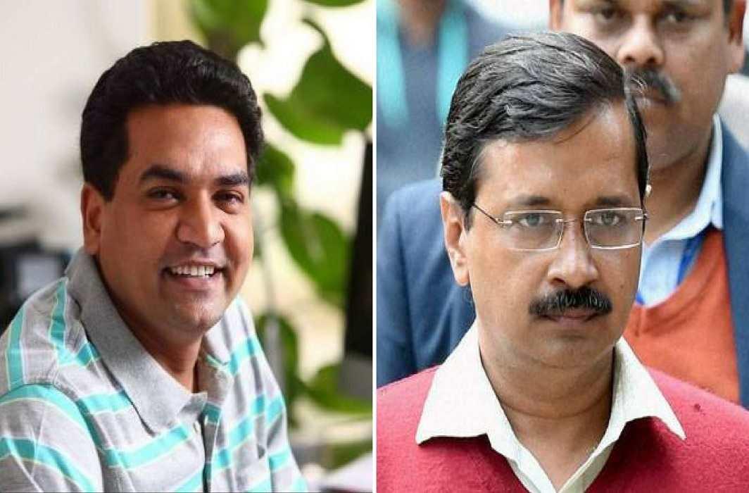 AAP leader accused Kejriwal in corruption , BJP demands for resigns