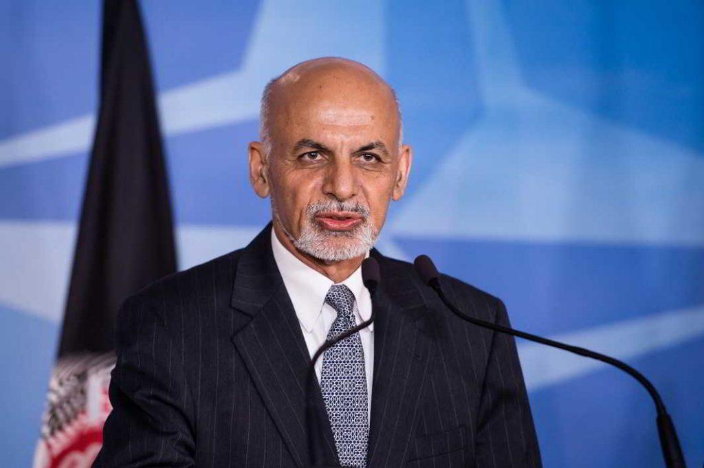 Image result for अफगानिस्तान के राष्ट्रपति अशरफ गनी