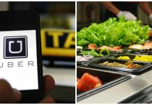 Now uber will also do food delivery