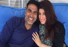 Akshay gets the National Award, Twinkle can now be called trophy handbud