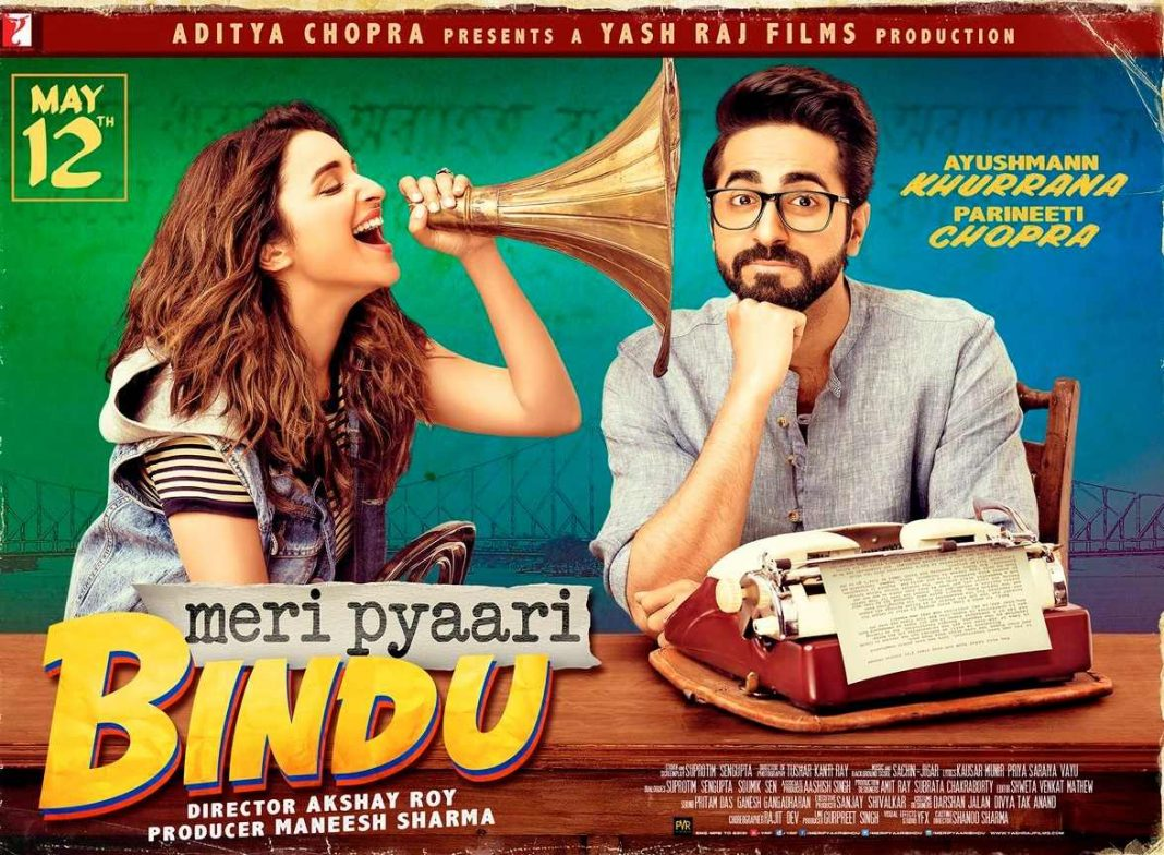 The rest is quite apart from the love story 'Meri Pyaari Bindu'