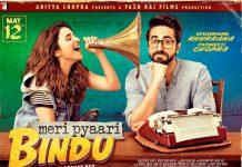 The rest is quite apart from the love story 'Meri Pyaari Bindu'