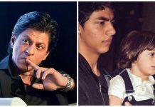 Aryan Love Child Is AbRam? Shah Rukh knows everything