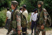 pathankot army base