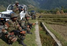 Pakistan violates ceasefire again, death of a woman in Naushera of Jammu and Kashmir