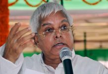"Prior to joining Sonia's lunch at the party, Lalu said, ""We are the big brother of the great coalition."""