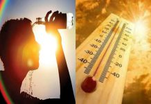 Heat wave continues across the country, temprature crosses 45
