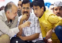"Kumar's ""trust"" will remain in ""AAP"", made in charge of Rajasthan"