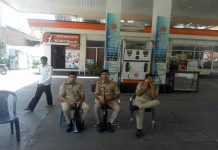 Operation on petrol pumps is continue