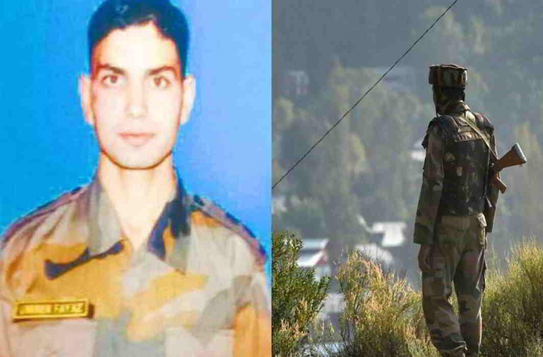 Army Lieutenant Fayaz Killed by terrorist