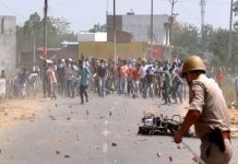 Saharanpur's Violence has not control