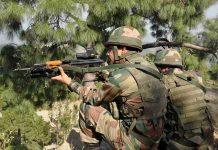 5 Terrorists killed in uri sector