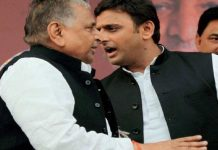 Mulayam Singh has announced support for the BJP in the presidential election, while son Akhilesh has been a favored Congress