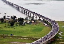 Bhupen Hazarika bridge under threat, security agencies issued alert