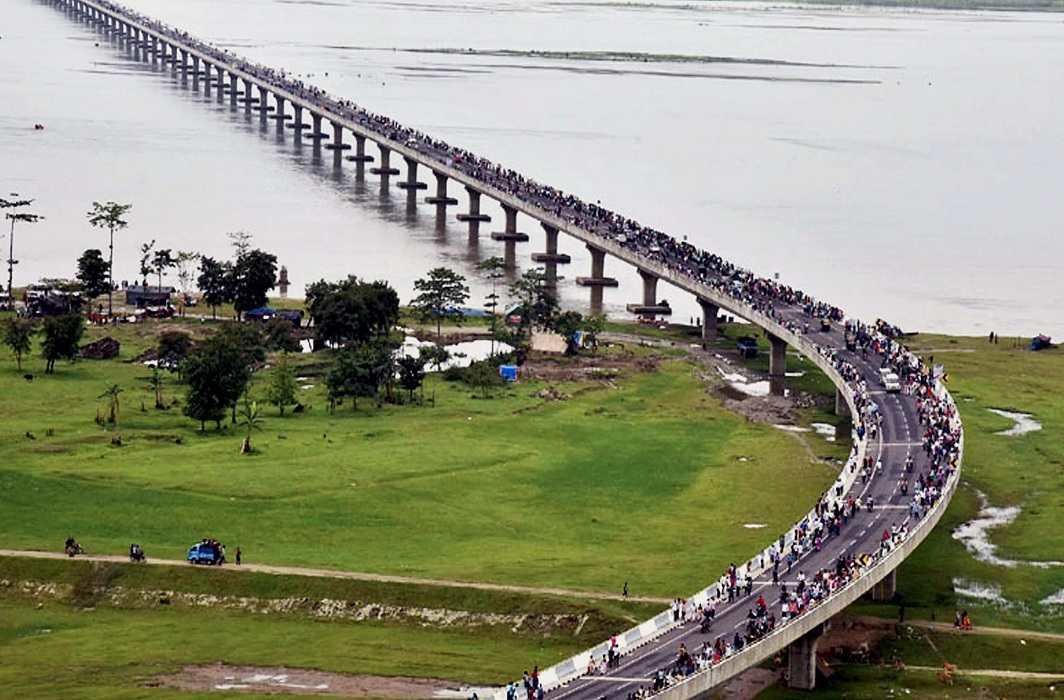Bhupen Hazarika bridge under threat, security agencies issued alert