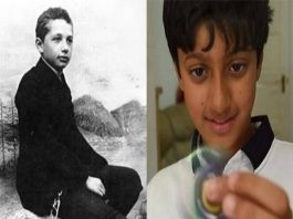 Arnav Sharma broke the record of Albert Einstein in the IQ Test