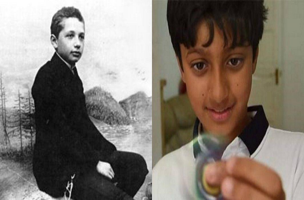 Arnav Sharma broke the record of Albert Einstein in the IQ Test