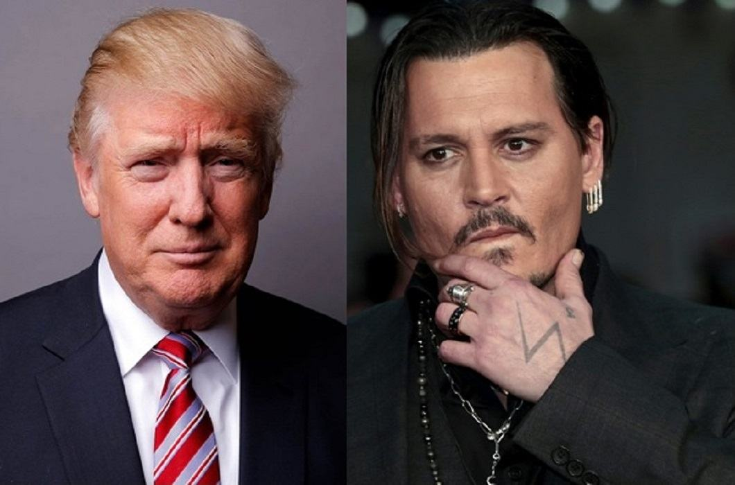 Actor Johnny Depp Apologized for Prediction of killing trump