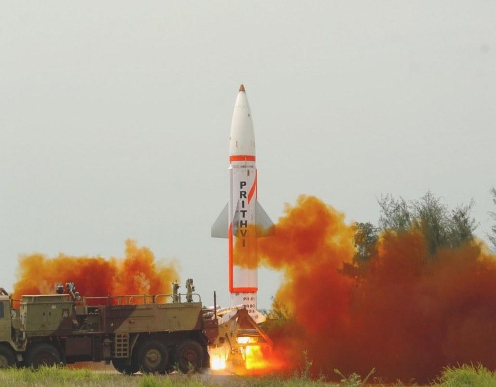 Make In India: Successful Testing of Swadeshi Missile Earth-2