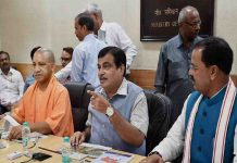 center gave Rs 10,000 crore for road development in UP