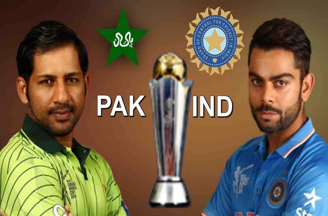 Pakistan reached the final of the Champions Trophy