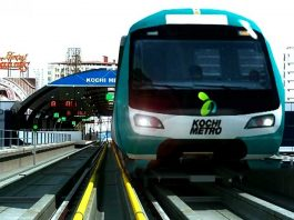 PM Modi inaugurated Kochi Metro