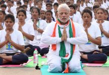 PM Modi will arrive in Lucknow on the occasion of Yoga Day, strong security arrangements