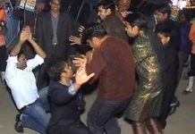 seeing nagin dance of drunken dulha, dulhan refuse the marriege