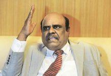 Justice Karnan arrested in Coimbatore