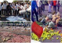 Farmer's Protest